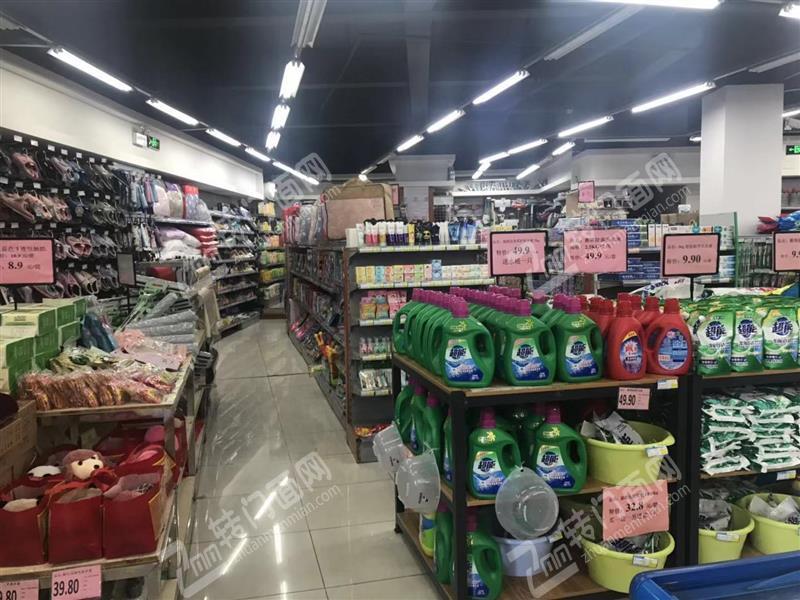 日营业额15000+临街旺铺超市转让