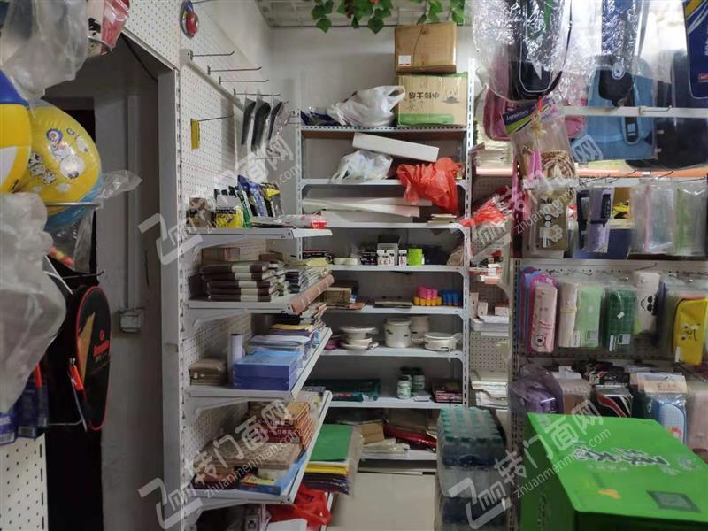 章贡中学租金便宜副食文具店转让