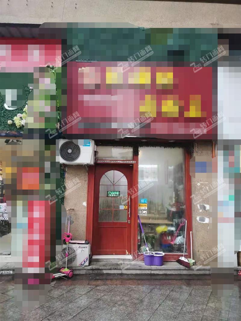 急转井湾子上海城大型小区出入口25平米小吃卤粉旺铺