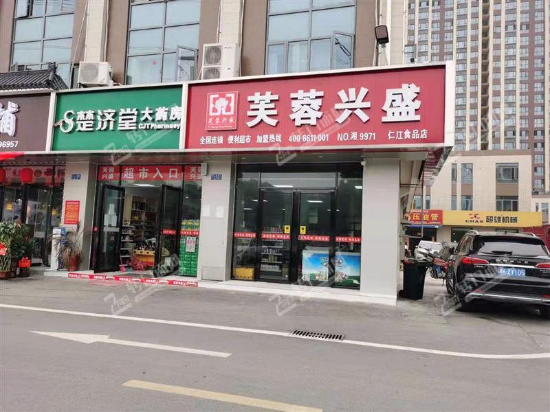 急转蓝思科技北门独家经营权(可分租可空转)215㎡临街超市旺铺